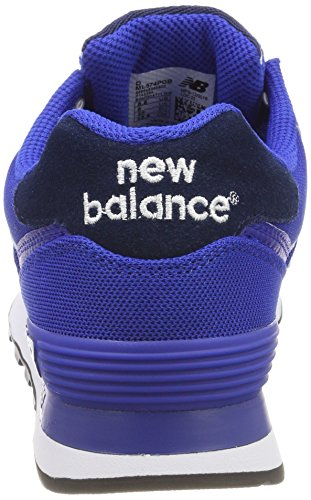 Bleu Homme Pique 574 Bleu Polo Sneakers Basses Balance Pack New Hvqxw80v