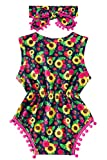Toddler Kid Outfit Set 0-3M Baby Girl Onesies