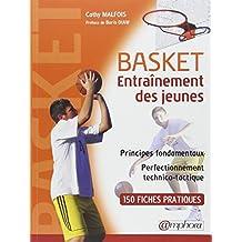 Basket: entraînement des jeunes