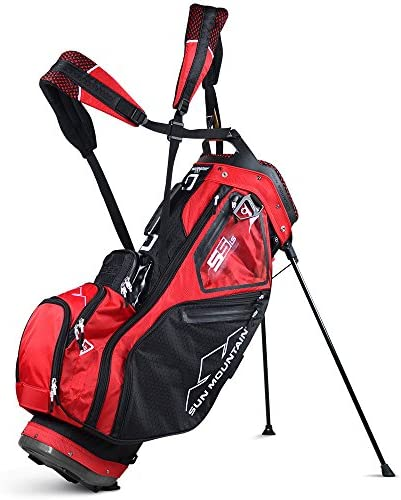 Sun Mountain 5.5 LS Stand Golf Bag New Mens – Pick A Color – 2017