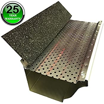 Flo Free Gutter Guard 5 Inch Best Leaf Protection