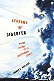 Lessons of Disaster 9781589011212