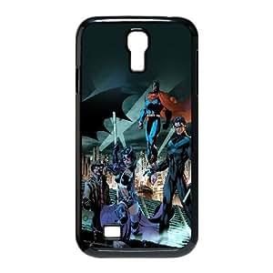 Samsung Galaxy S4 9500 Cell Phone Case Black_Batman Comics Charaters TR2456008