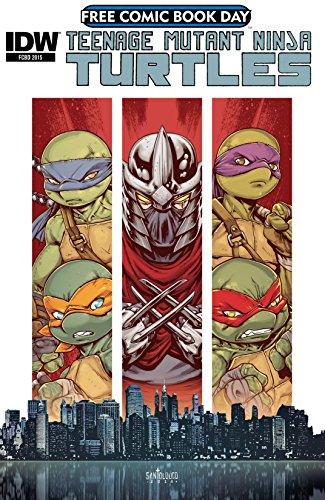 Amazon.com: FCBD 2015 - Teenage Mutant Ninja Turtles ...