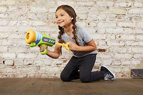 Little Tikes Mighty Blasters – Boom Blaster Toy Blaster with 3 Soft Power Pods for Boys and Kids