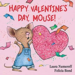 Join Mouse from If You Give a Mouse a Cookie as he celebrates Valentine's Day with all the friends he loves.              This board book with sturdy pages is perfect for preschoolers, who will enjoy the simple introduction to...