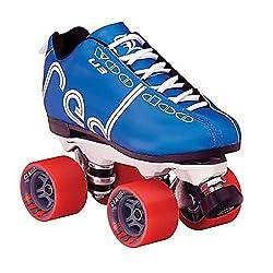 Labeda Voodoo Derby Roller Skates 6.0 Blue
