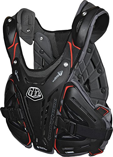 Troy Lee Designs 5900 Chest Protector - Youth Black