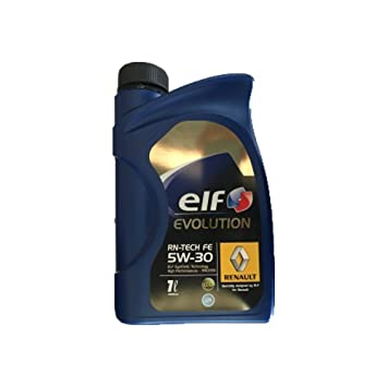 Elf Evolution 201454 Aceite de Motor 5W30 Full-Tech FE, 1 L: Amazon.es: Coche y moto