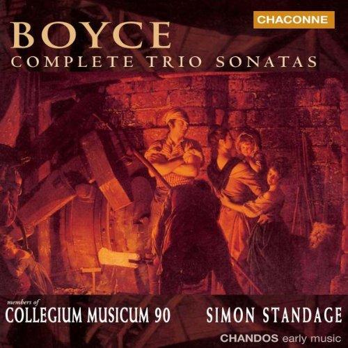 Boyce: Complete Trio Sonatas (Complete Trio Sonatas)