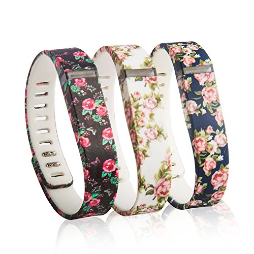 RedTaro 3PCS Replacement Bands with Meta - Ladies Flex Band Shopping Results