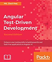 Angular 2 Test-driven Development, 2nd Edition Front Cover
