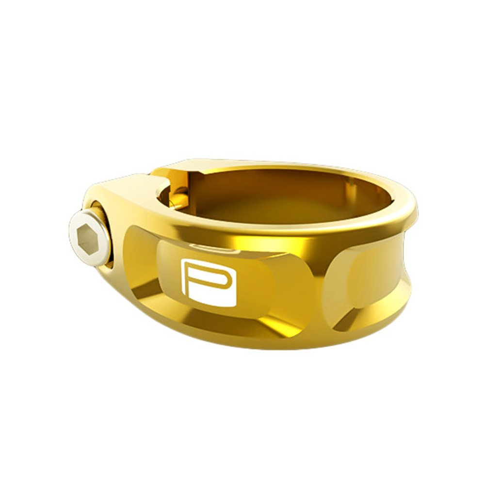 Cycle Group PX-SC130F318-GD Promax FC-1 Fixed Seatpost Clamp, Gold by Cycle Group