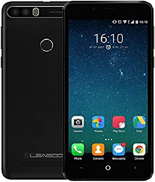 LEAGOO KIICAA Power - 5 Pulgadas Android 7.0 3G Smartphone con 4000mAh batería, Triple cámaras (5MP + 5MP + 8MP), Quad Core 1.3GHz 2GB RAM 16GB Fingerprint: Amazon.es: Electrónica