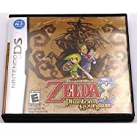 New The Legend of Zelda Phantom Hourglass Game Cartridge Card Sealed in Box USA Reproduction Version For Nintendo DS 2DS 3DS DSI