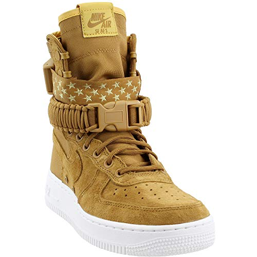 Bronze SF 203 Muted Muted Basketball Femme Af1 Chaussures Bronze NIKE Multicolore de White W PqvORvw5