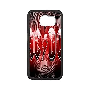 Samsung Galaxy s6 Custom Cell Phone Case AC DC band Case Cover 10FF467746
