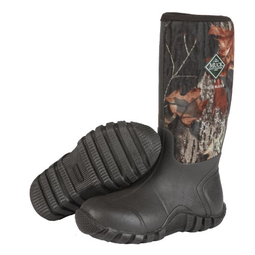 The Original MuckBoots Adult FieldBlazer Boot,Mossy Oak...