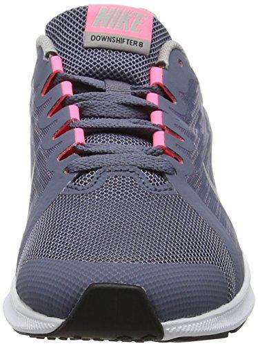 Carbon Silver Chaussures Metallic Nike 8 Gris 000 de Downshifter Light Running Gris Femme GS Compétition wOPHqAOt7