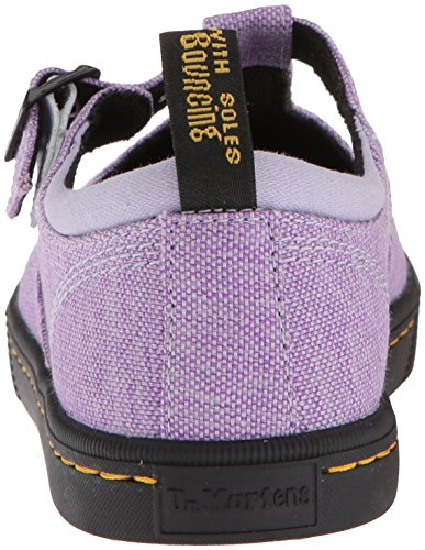 Mary Purple Dr Jane Femme Textile fine Winona Canvas Woven Heather Martens tqZwXZn1