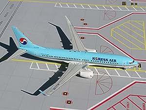 GEMINI200 Korean Air 737-800 1/200