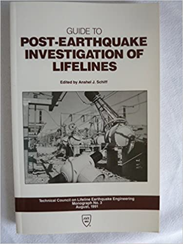 Guide to Post-Earthquake Investigation of Lifelines