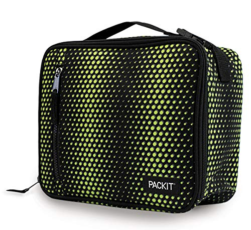 PackIt Freezable Classic Lunch Box, Venom ()
