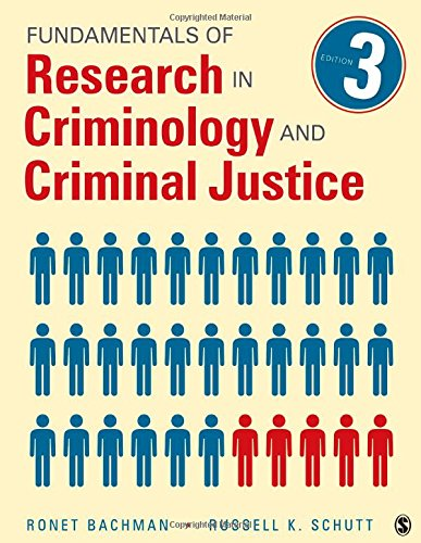 Fundamentals of Research in Criminology and Criminal Justice (Justice Inc compare prices)