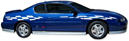 2000 2001 2002 2003 Monte Carlo SS Super Sport Decals Stripes Kit 2004 2005 2006