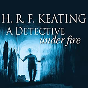 A Detective Under Fire Audiobook