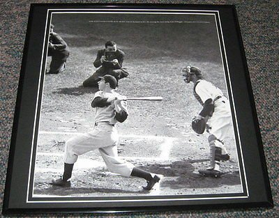 - Joe Dimaggio 1938 Yankees Framed 12x12 Poster Photo