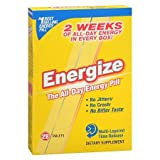 Energize the All Day Energy Pill (pack of 2)