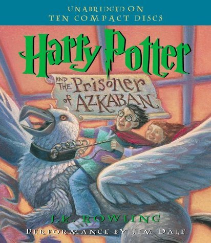 By J.K. Rowling - Harry Potter and the Prisoner of Azkaban (Unabridged)...