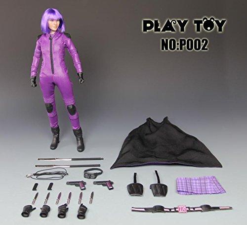 PLAYTOY NO:P002 1/6 PURPLE GIRL [並行輸入品] B00W292LE0