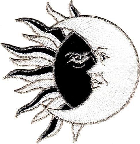 (ECLIPSE PATCH - SUN & MOON (4 3/4