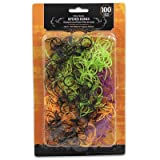 100pc Spider Rings Party Favor