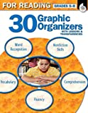 30 Graphic Organizers for Reading, Grades 5-8, Stephanie Macceca, 1425803865