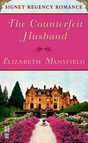 book cover of The Counterfeit Husband