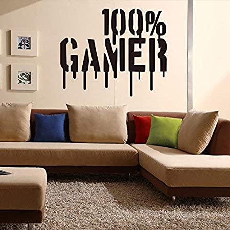Gaming Is In My DNA Wall Art Decal Sticker O111