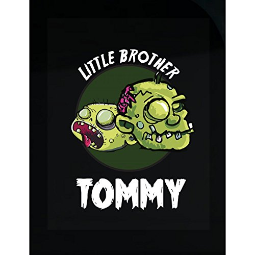 Prints Express Halloween Costume Tommy Little Brother Funny Boys Personalized Gift - Sticker]()