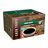 Caza Trail Coffee Dark Roast 100 Single Serve Cups