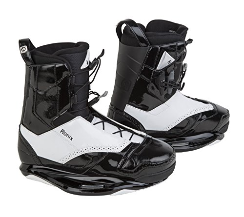 RONIX Frank Wakeboard Bindings - Black Tie - Intuition - 12