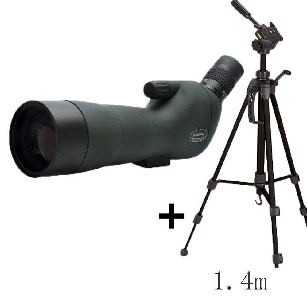 【通販 人気】 Peaceip 20-60倍の大きな接眼レンズスポットスコープipx7防水バードウォッチングモノクロテレスコープ風景レンズ三脚45度視野角 (色 B07KZVGF2Y : tripod Peaceip Scope+1.4m tripod) Scope+1.4m tripod B07KZVGF2Y, 祭の石やん:9ad6f056 --- staging.aidandore.com