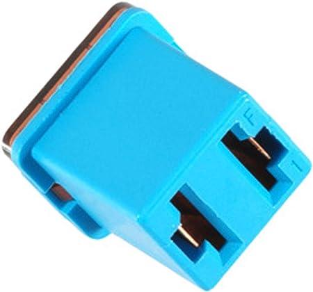 10 x 20A Blue Cartridge Fuse JCASE Type