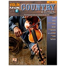 Hal Leonard Country Classics Violin Play-Along Volume 8 Book/Online Audio