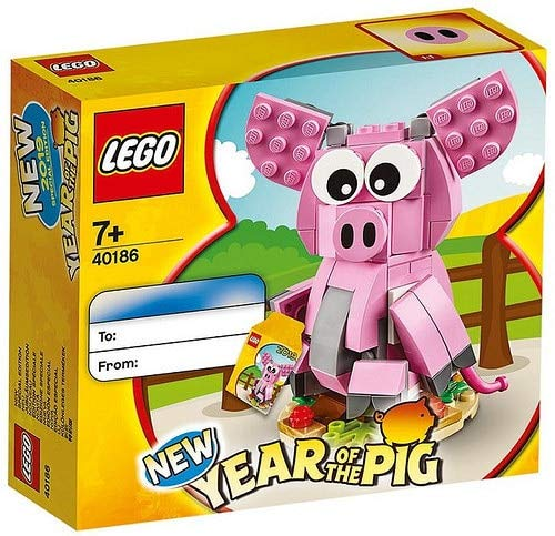 LEGO 40186 Year of Pig -