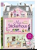 Mein Stickerhaus (Mein Stickerbuch)