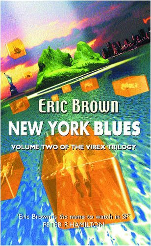 book cover of New York Blues