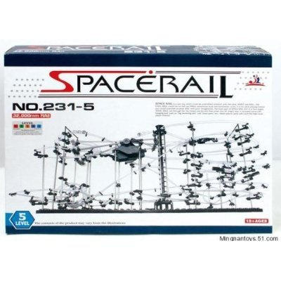 New Arrival:roller Coster--spacerail /Spacewarp Level 5: Everything Else