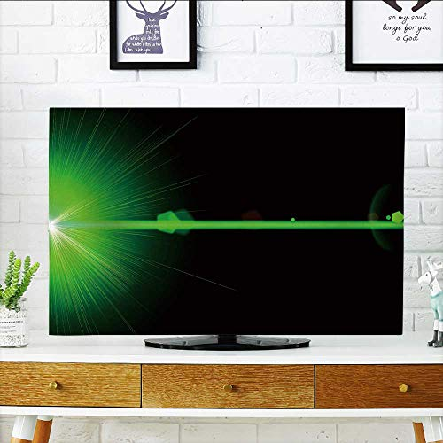 our TV Green Laser ray Protect Your TV W20 x H40 INCH/TV 40